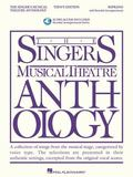 Singer's Musical Theatre Anthology : Soprano