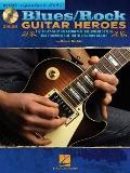 Blues/Rock Guitar Heroes Guitar Signature Licks Bk/Cd (Signature Licks Guitar)