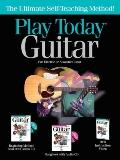 Play Today Guitar Complete Kit Method BK/CD/DVD & Songbook/CD
