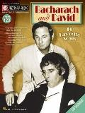 Bacharach and David : Jazz Play-along Volume 123