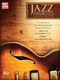 Jazz Favorites for Easy Guitar : Easy Guitar with Notes and Tab