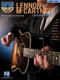 Lennon and McCartney Acoustic: Guitar Play-Along Volume 123