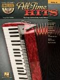 All-Time Hits : Accordion Play-along Volume 2