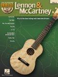 Lennon & Mccartney - Ukulele Play-Along Vol. 6 (Book/Cd)