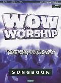 Wow Worship - Purple Songbook : 30 Powerful Worship Songs from Today's Top Artists