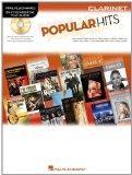 Popular Hits For Clarinet - Instrumental Play-Along Cd/Pkg