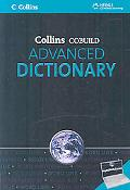Collins COBUILD Advanced Dictionary (Paperback with CD-ROM + myCOBUILD.com access)