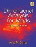 Bundle: Dimensional Analysis for Meds, 4th + WebTutor(TM) Advantage on Blackboard Printed Ac...