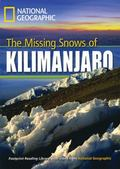 Missing Snows of Killimanjaro