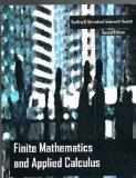 Finite Mathematics and Applied Calculus (2nd edition)