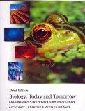 Biology: Today and Tomorrow 3rd Edition (Customized for McLennan Community College)