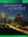 Grammar in Context Basic