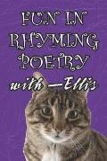 Fun in Rhyming Poetry With-ellis