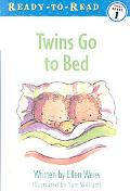 Twins Go to Bed (Ready-to-Read Pre-Level 1)