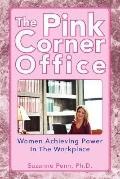 Pink Corner Office