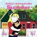 Ashley's Unforgettable Summer
