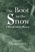 Boot in the Snow