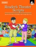 Reader's Theater Scripts: Improve Fluency, Vocabulary, and Comprehension Grade 1 (Book with ...