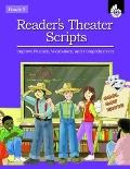 Reader's Theater Scripts: Improve Fluency, Vocabulary, and Comprehension Grade 3 (Book with ...