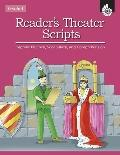 Reader's Theater Scripts: Improve Fluency, Vocabulary, and Comprehension Grade 4 (Book with ...