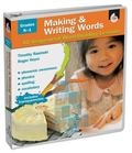 Making and Writing Words Grades K-1 (Binder with Transparencies)