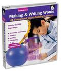 Making and Writing Words Grades 2-3 (Binder with Transparencies)