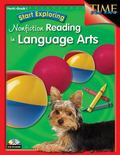 Start Exploring Nonfiction Reading in Language Arts Grades Prek-1 Time for Kids + CD
