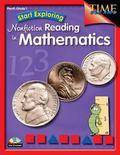 Start Exploring Nonfiction Reading in Mathematics Grades Prek-1 Time for Kids + CD