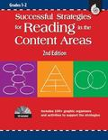 Successful Strategies for Reading in the Content Areas Grades 1-2 Second Edition + CD