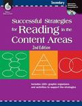 Successful Strategies for Reading in the Content Areas Secondary Second Edition +CD