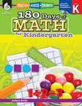Practice, Assess, Diagnose: 180 Days of Math for Kindergarten