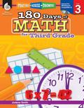 Practice, Assess, Diagnose: 180 Days of Math for Third Grade (Practice-Assess-Diagnose, Grad...