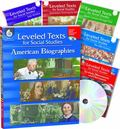 Leveled Texts for Social Studies : 6-Book Set