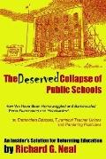 Deserved Collapse of Public Schools How We Have Been Hornswoggled And Bamboozled - Even Flum...