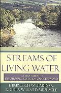 Streams of Living Water: A Daily Guide to Devotional Meditation on God's Word