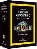 Complete National Geographic Every Issue since 1888