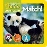 National Geographic Little Kids Look and Learn: Match (National Geographic Little Kids Look ...