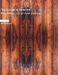 Journal of Abnormal Psychology, Vol. 10