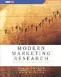 Modern Marketing Research -Pkg. >Custom<