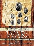 They Went to War: : A Biographical Register of the Green Mountain State in the Civil War