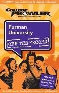 Furman University Sc 2007