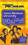 James Madison University Va 2007