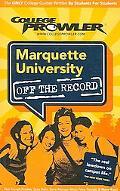 College Prowler Marquette University Milwaukee, Wisconsin