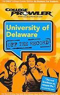 University of Delaware De 2007