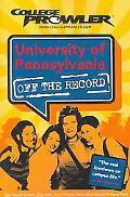 College Prowler University of Pennsylvania Pa 2007
