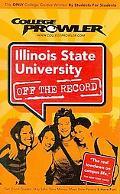 Illinois State University, Illinois (Off the Record)