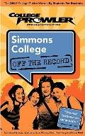 Simmons College Ma 2008