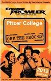 Pitzer College 2012: Off the Record