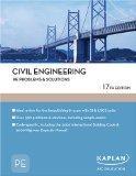 Civil Engineering PE Problems & Solutions (Civil Engineering: Problems & Solutions)
