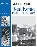 Maryland Real Estate Practice and Law